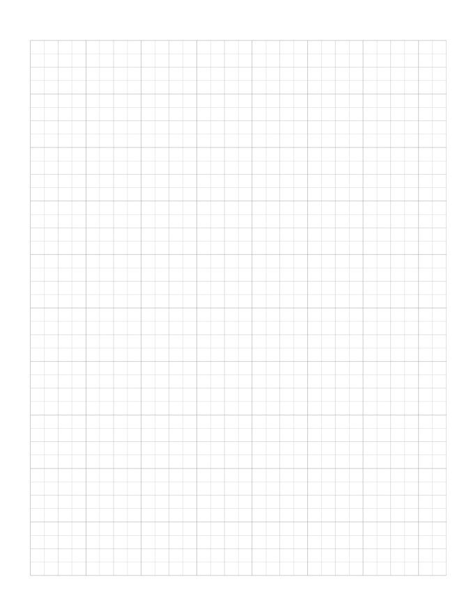 scatter gram graph template